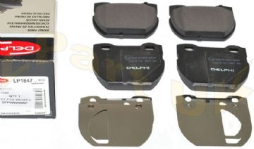 SFP000250 - Brake Pads Set